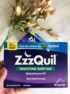 🚚 Vicks NyQuill ZzzQuil