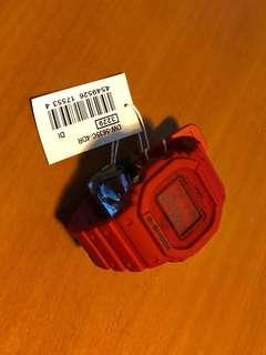 Casio G-Shock 35 years anniversary DW-5635c-4DR All red (Matt) - buy Hong Kong official shop