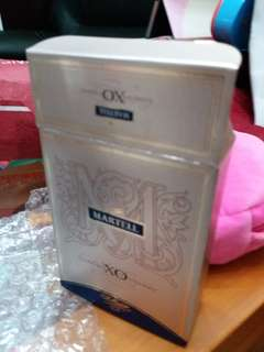 Martell  xo 50ml box, 每個