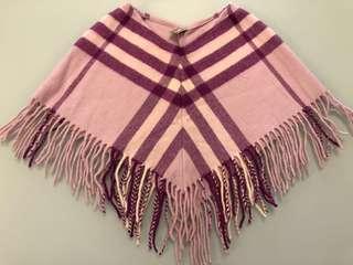 Burberry Wool&Cashmere Kids Scarf