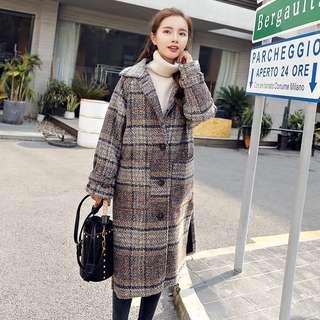 Autumn & Winter Coat (size s-m)