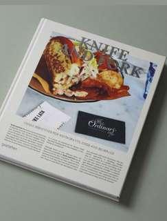 Knife & Fork: visual identities for restaurants food & beverage