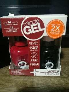 🚚 Sally Hansen miracle gel nail polisher