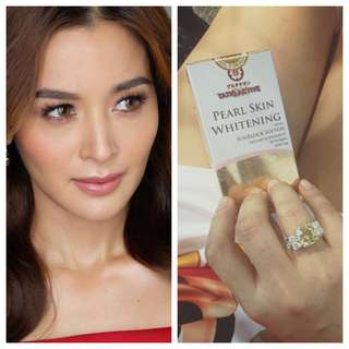 Pearl Whitening with Sunblock Softgel (Tatio Active Dx Pearl Skin Whitening with Sunblock Softgel)