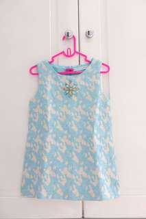 Dress Gingersnap Blue