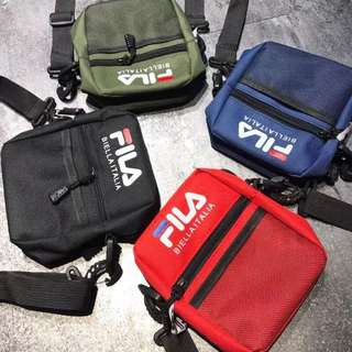 🚚 Fila shoulder bag
