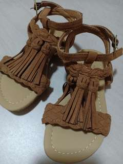 Girls Gladiator Sandals