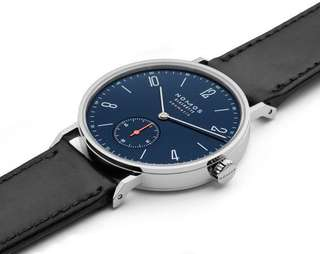 Nomos Tangente (midnight blue)