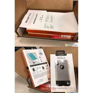 iPhone X Case Classic 十周年 SGP case 保護機套 機殻 紀念版限量 美國直送