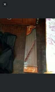 Guzheng 21弦古筝