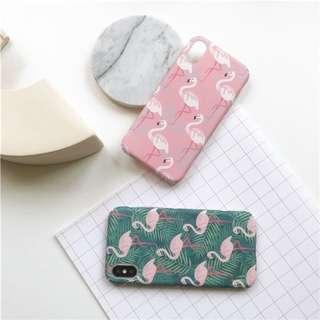 (包郵)flamingo電話殼