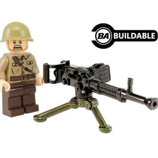 BrickArms Buildable Kits for Lego