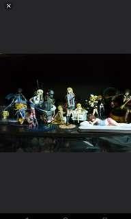Anime figures CLEARANCE