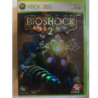 Xbox360遊戲 生化奇兵2