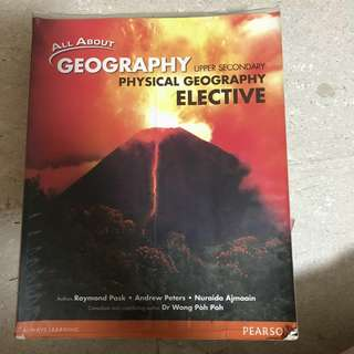 All About Geography Upper Sec  Physical Geography elective