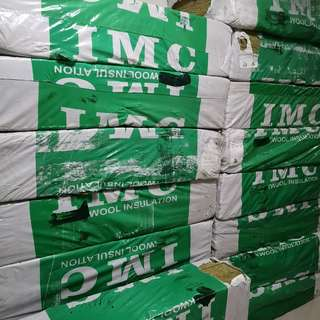 INSULATION:ROCKWOOL, FIBERGLASS, CERAMIC WOOL