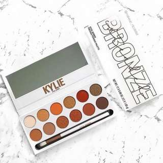💖 Kylie Bronze Extended Eyeshadow Palette 💖