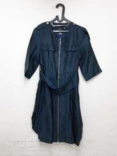 Marc jacob navy dress