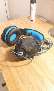 ALCATROX Headset w Mic