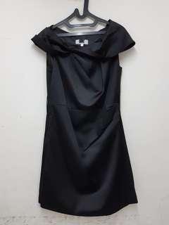 Armani black dress