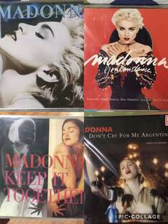 Madonna CD rare collection