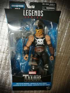 Marvel Legends The Mighty Thor Marvel's Ares (without BAF Hulk)