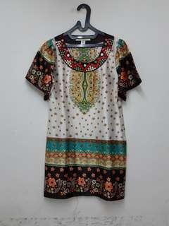Ethnic dress diane fo