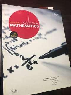 Additional mathematics ninth edition (shinglee)