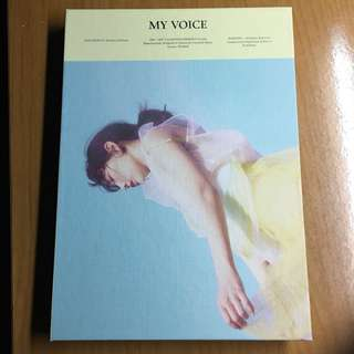 🚚 太妍taeyeon-My Voice (Deluxe Edition)