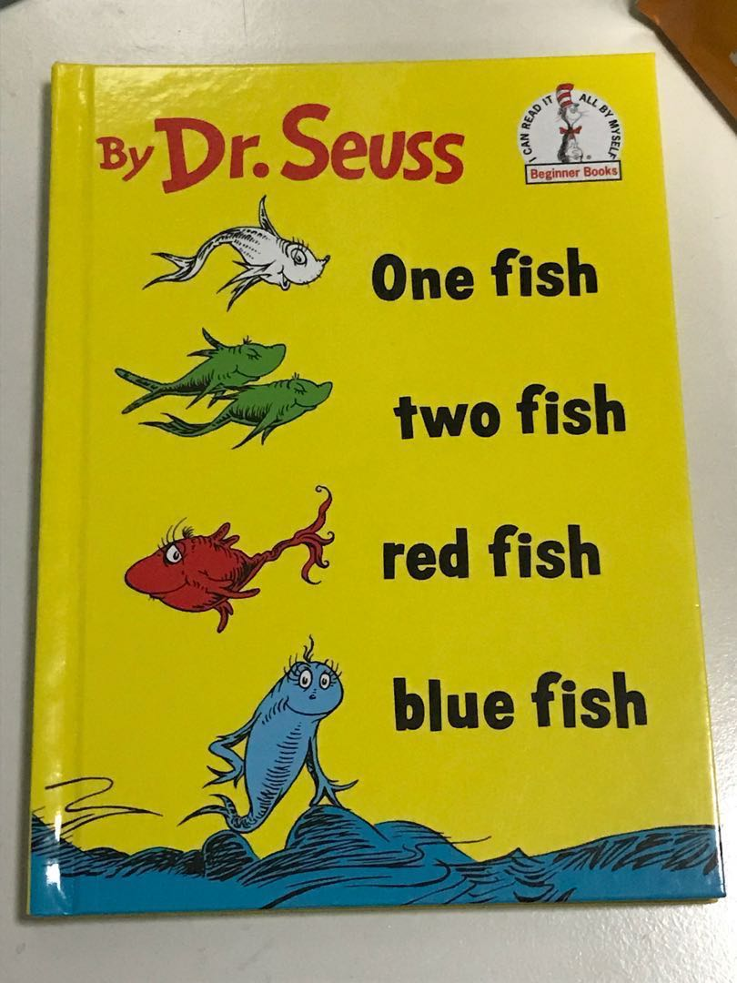 3 BN books from Dr Seuss. I can read it all by myself , Books & Stationery,  Children's Books on Carousell