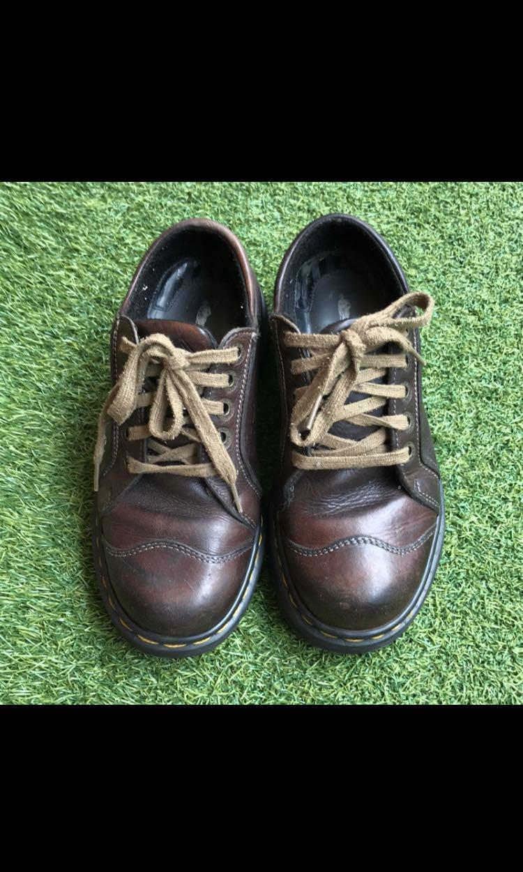復古馬丁娃娃鞋