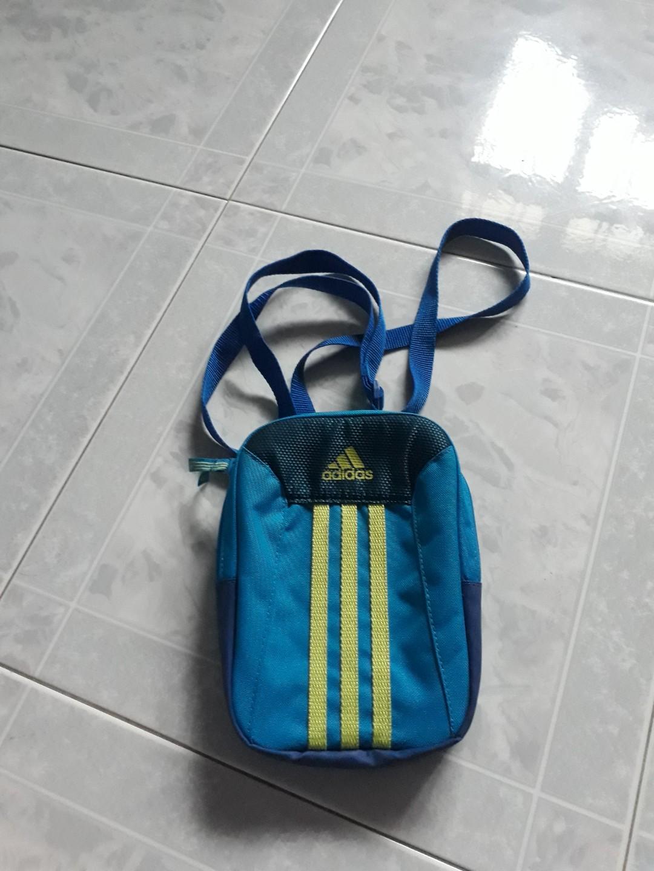 b616585ba2 Adidas Sling Bag - Made in Indonesia