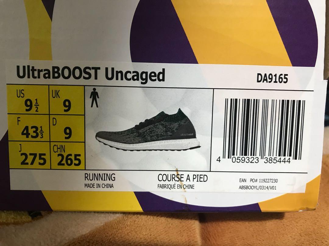af58ea42116896 Adidas Ultraboost Uncaged