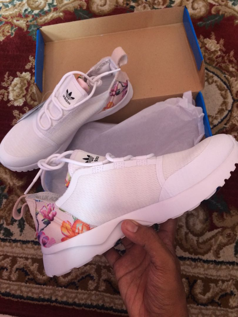 low priced 553f7 abfff Adidas zx flux 6.5uk