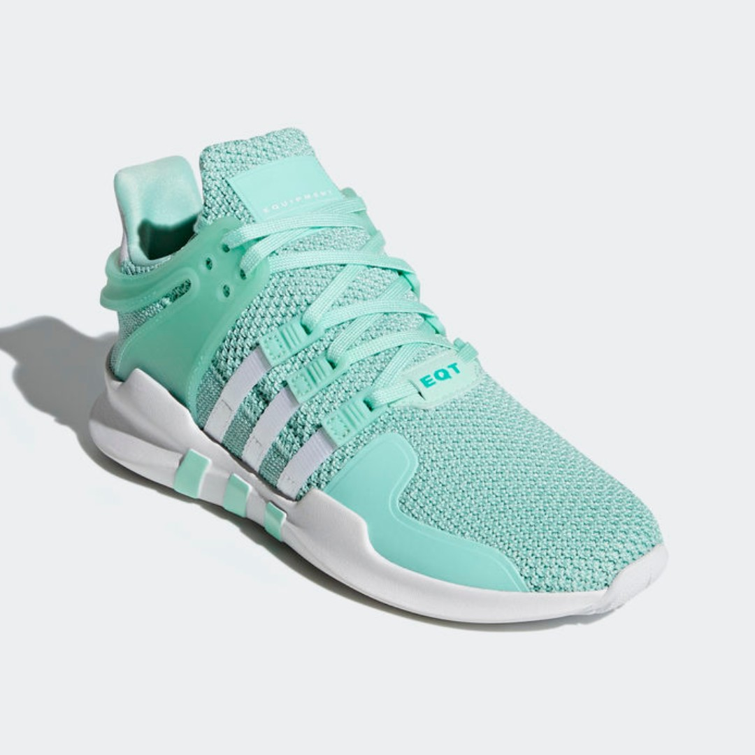 702eead95f53 Authentic Adidas EQT Support ADV Mint