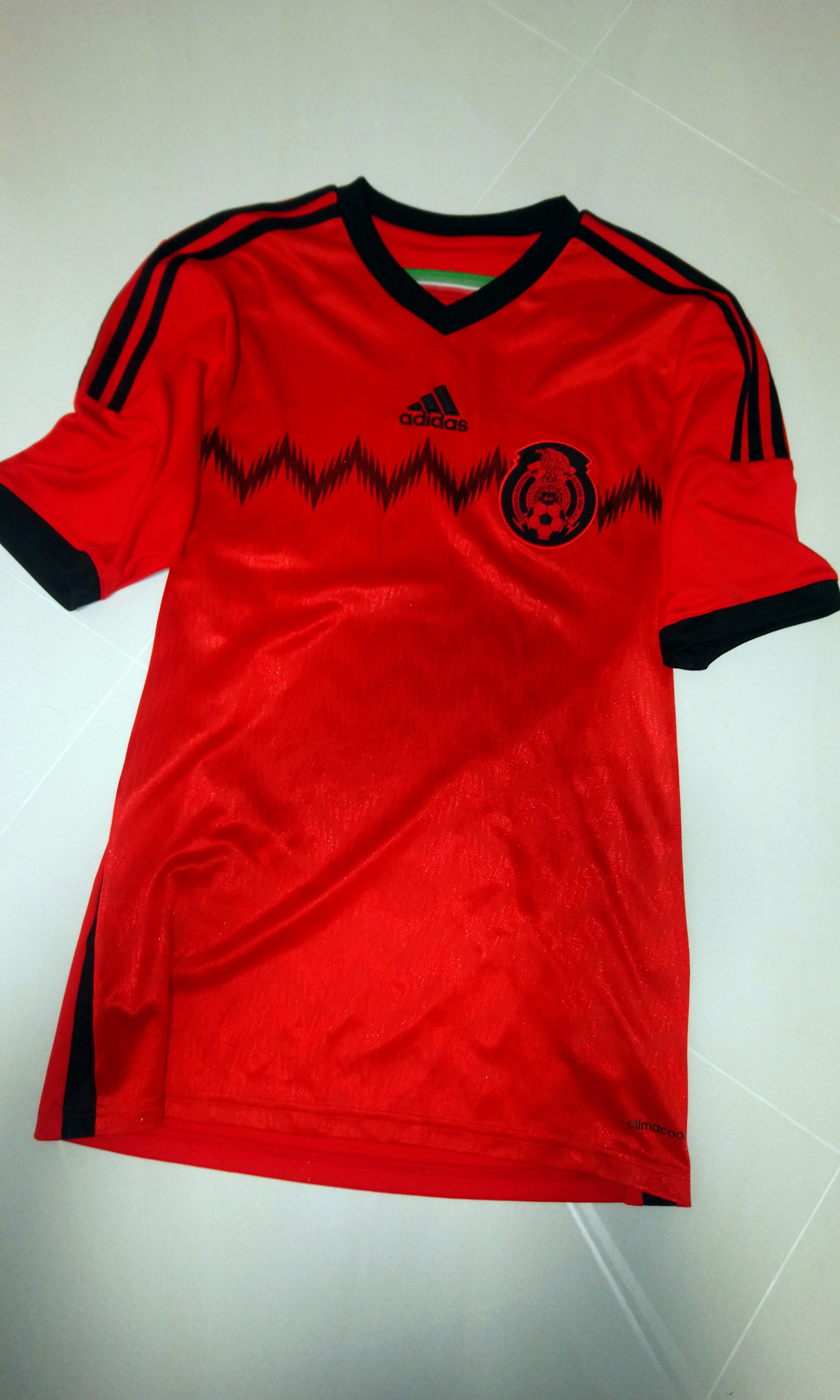 ee642896fcd Authentic Adidas Mexico Away 2014 jersey
