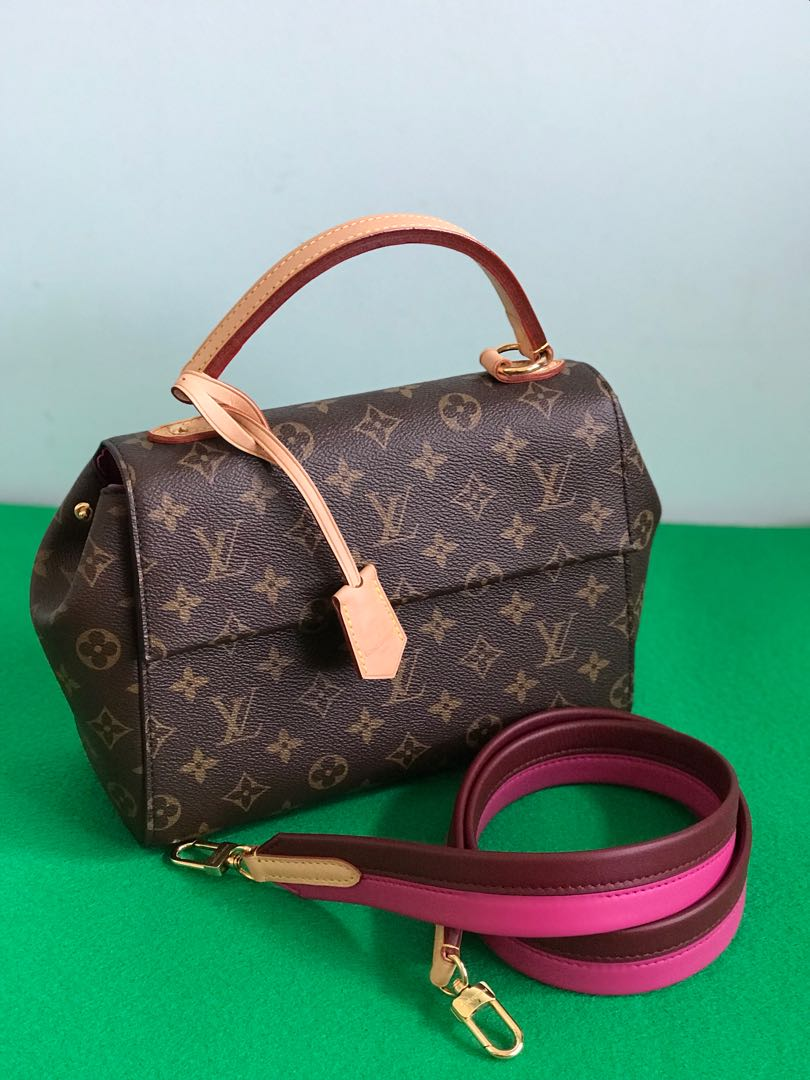 Authentic LV Cluny BB 0fb0ee98c13a2