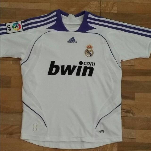 5d985a50e BN Authentic Adidas (Real Madrid) Ladies Jersey