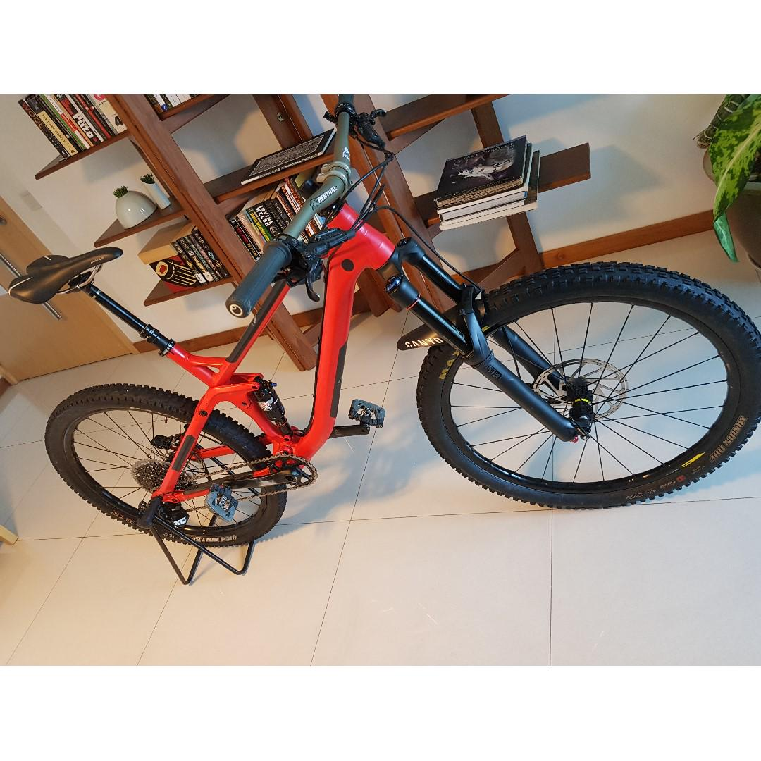 For Sale : Canyon Spectral AL 6 0 EX (2017) M SIZE, Bicycles