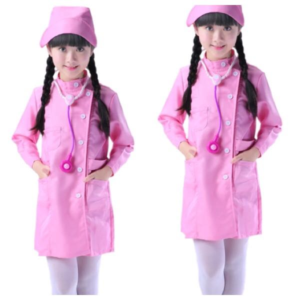 b2c5b8675620e IN STOCK Kids nurse costume kids occupation costume children's day ...