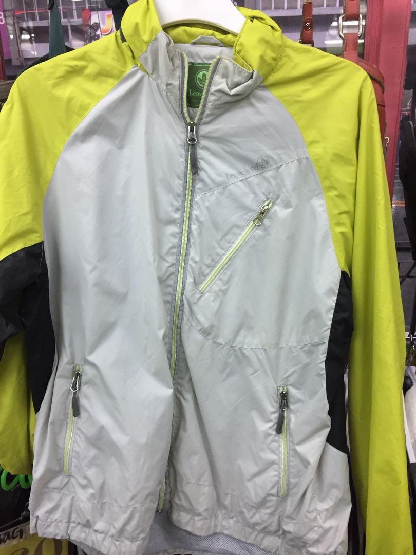 Leaveland Rain Jacket