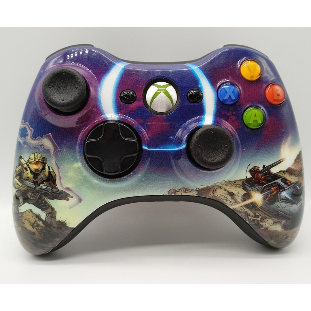 xbox 360 wireless controller limited edition