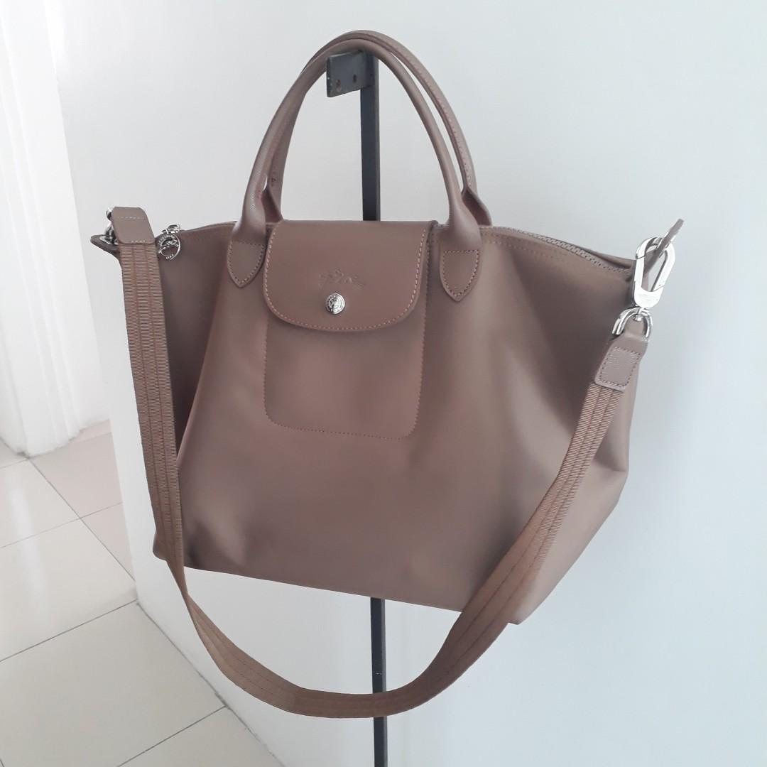 ef1a19229860 Longchamp Bag Big with Sling