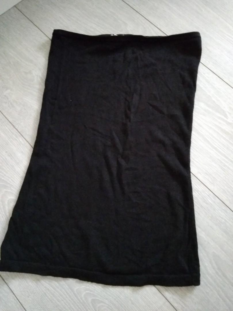 cc762dd03e Mango mng black tube top
