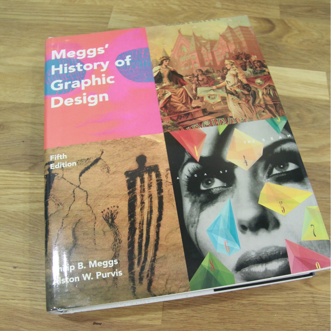 Megs History Of Graphic Design Fifth Edition Books Stationery