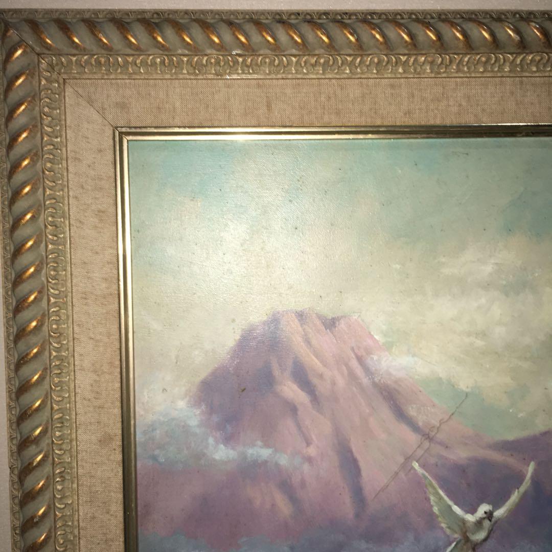 Merpati Painting