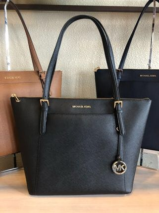 8314dbc044fe Michael Kors Ciara Tote Bag in Black