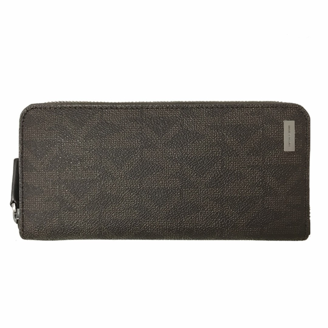 c92ef215847d1 Michael Kors Jet Set Mens Tech Zip Around Wallet