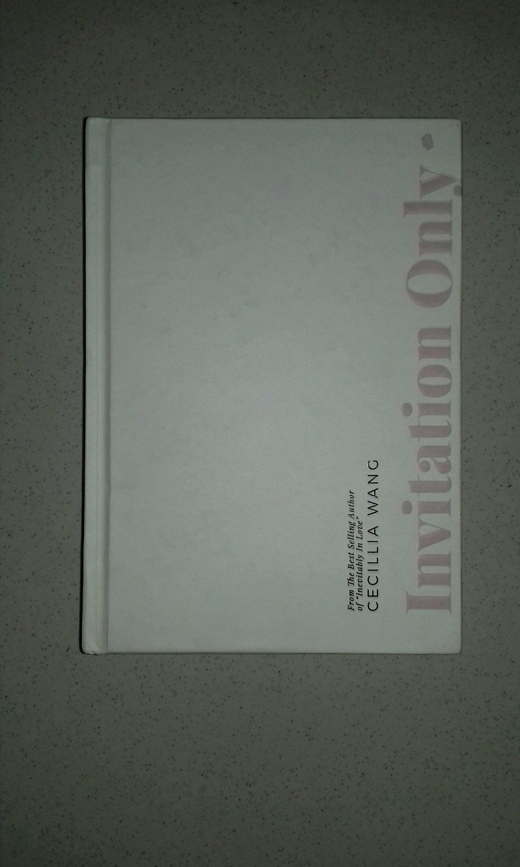 Novel invitation only by cecillia wang buku alat tulis buku di photo photo photo photo stopboris Choice Image