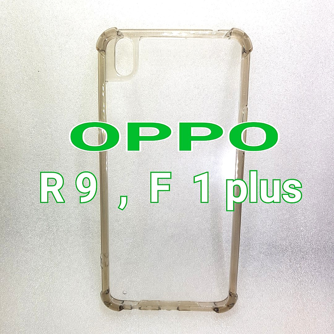 OPPO F1 plus , R9 Anti Shock Proof Transparent Hard Case, Mobile Phones & Tablets, Mobile & Tablet Accessories, Cases & Sleeves on Carousell